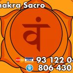 Chakra sacro – Naranja