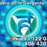 El Chakra de la Garganta – Azul