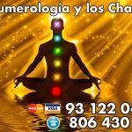 La numerología y los Chakras