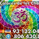 Los colores de los Chakras