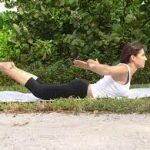 ¿Cómo realizar la pose de la langosta?