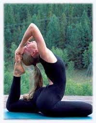 Fotos De Yoga Dificiles Abc News