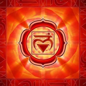 El Chakra Swadhisthana, hacia la dulzura
