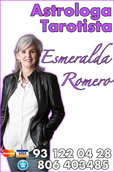 Esmeralda Romero - chakras y tarot